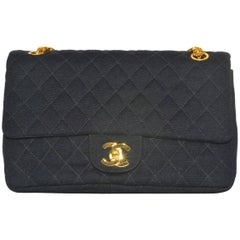 Chanel Wool Classic Flap Bag