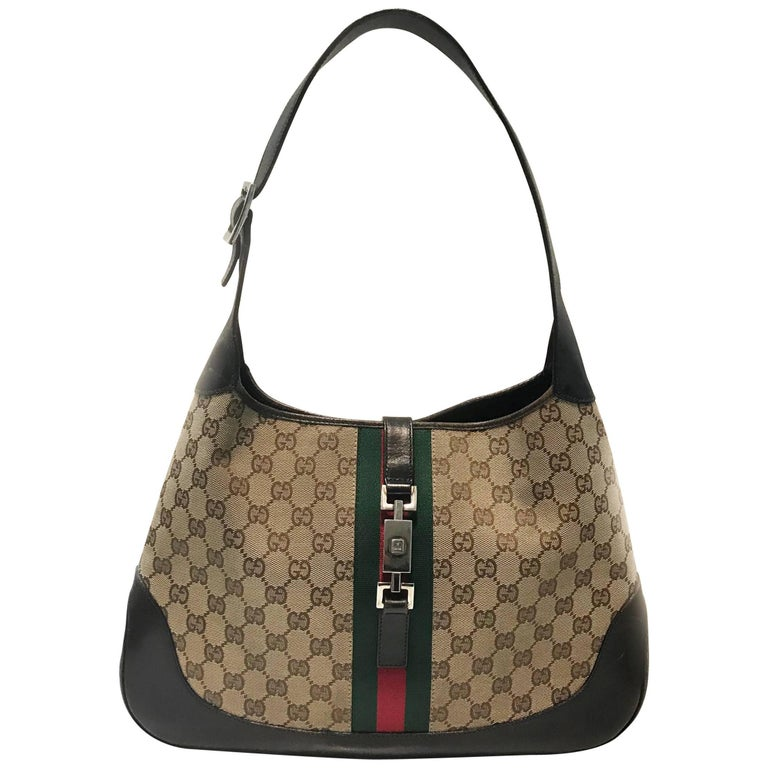 Jackie bag, Gucci.