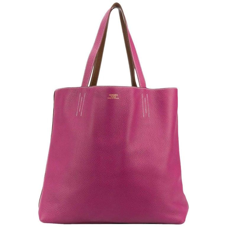 Hermès Double Sens Tote Bag