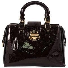 Louis Vuitton Melrose Avenue Handbag Monogram Vernis
