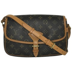 Louis Vuitton Monogram Sologne Crossbody Bag