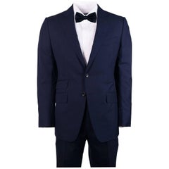 Tom Ford Men's Navy Wool Y Fit O'Connor Two Piece Suit
