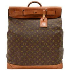 Louis Vuitton Steamer 45 Monogram Canvas Travel Bag