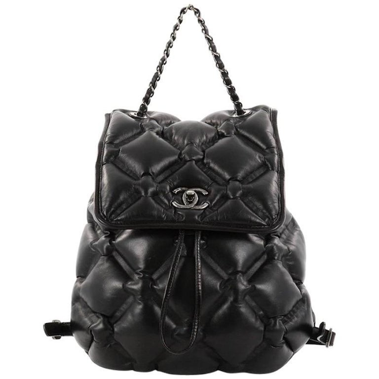 d1e90e93c9a8 Chanel Chesterfield Backpack Quilted Calfskin Medium at 1stdibs