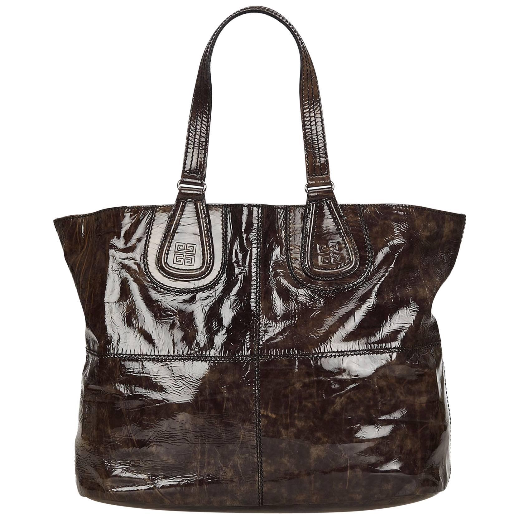1stdibs Lanvin Black Leather For Me Satchel Bag Rt. $2,200