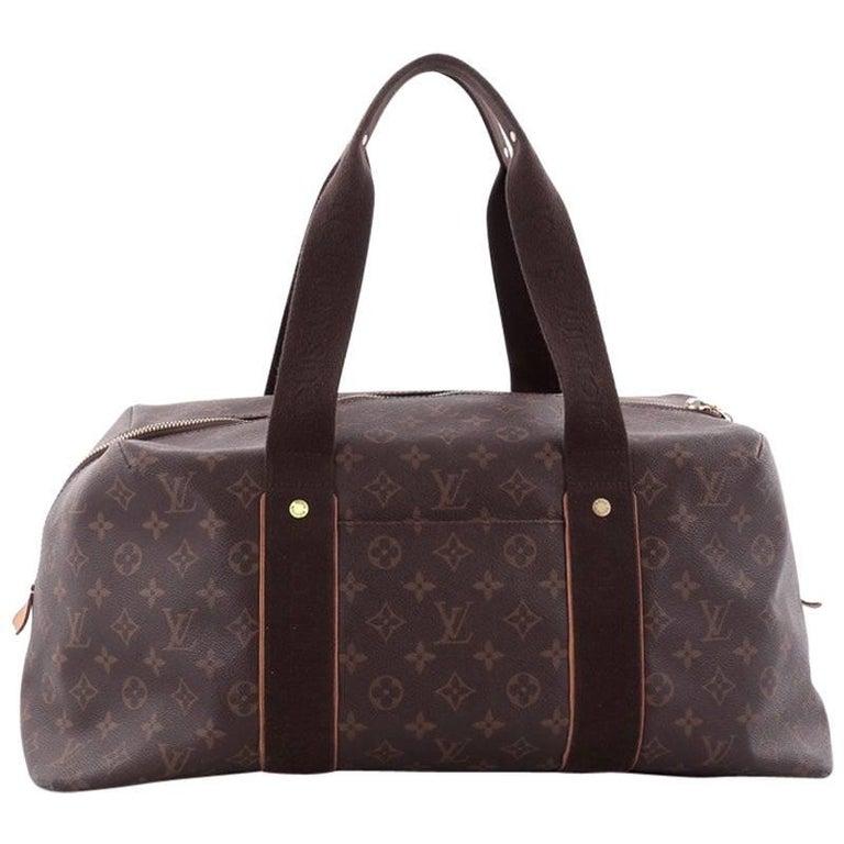 a44ce40582 Louis Vuitton Beaubourg Weekender Bag Monogram Canvas MM