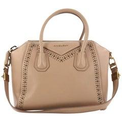 Givenchy Antigona Bag Studded Leather Small