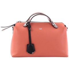 Fendi By The Way Satchel Calfskin Small