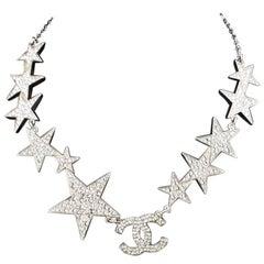 Spring 2008 Chanel Silver Star Choker