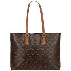 Louis Vuitton Brown Monogram Luco Tote