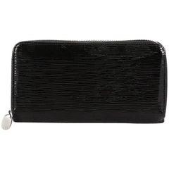 Louis Vuitton Zippy Wallet Electric Epi Leather
