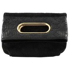 Louis Vuitton Motard After Dark Handbag Monogram Quilted Leather and Suede