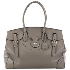 alph Lauren Collection Soft Ricky Handbag Leather 40