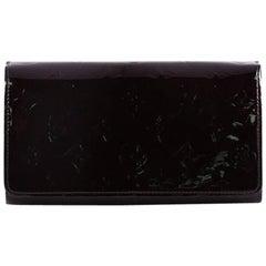Louis Vuitton Chaine Wallet Monogram Vernis