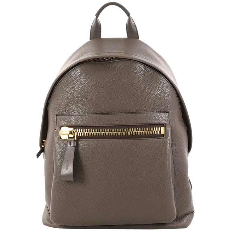 Tom Ford Buckley Backpack Leather