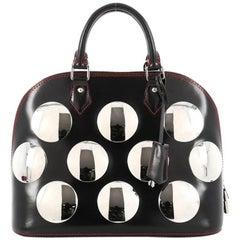 Louis Vuitton Alma Fusion Handbag Leather PM