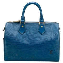 Louis Vuitton Epi Textured Tote Bag