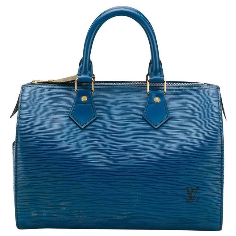 48c84f8ef2d Louis Vuitton Epi Textured Tote Bag