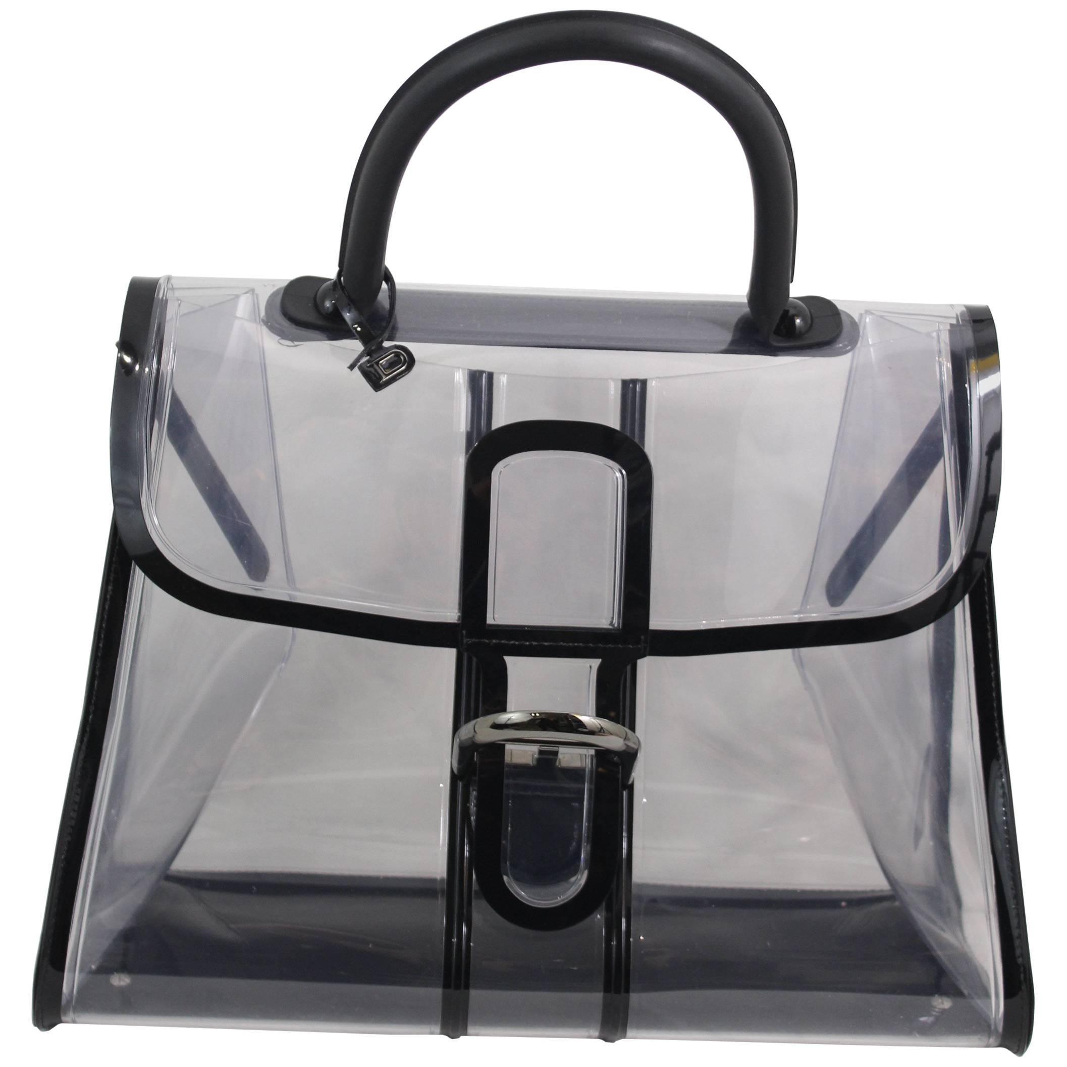 Delvaux Plexi Le Brillant Xray Bag 0XNT3G6eto