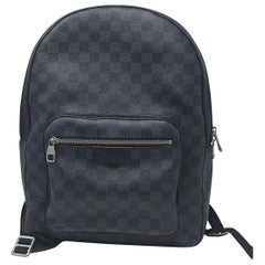 Louis Vuitton Josh Damier Backpack Graphite