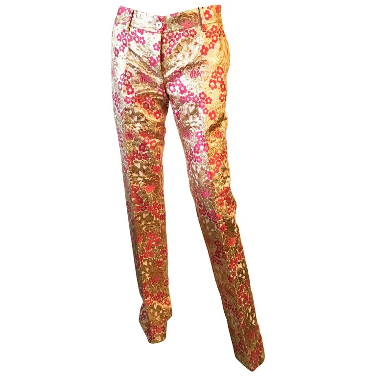 Dolce and Gabbana Pants - Size 36