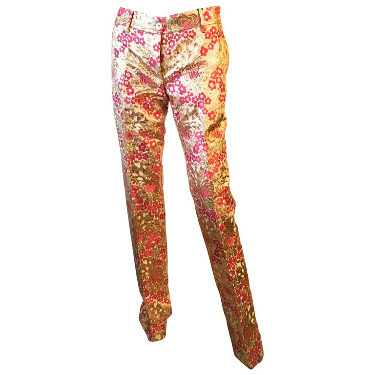 Dolce and Gabbana Pants - New with Tags - Size 38