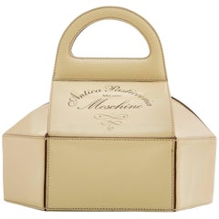 Moschino Antica Pasticceria Milano Pastry Box Handbag