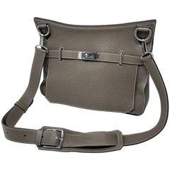 Hermes Jypsiere 34 Etoupe Bag