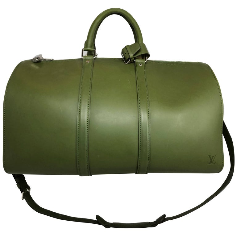 Louis Vuitton Vert Nomade 50 bandouliere