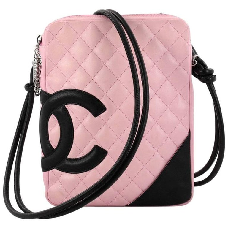 d4d2a67046f6 Chanel Cambon Crossbody Bag Quilted Leather Medium at 1stdibs
