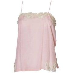 Vintage Pink Cami Top