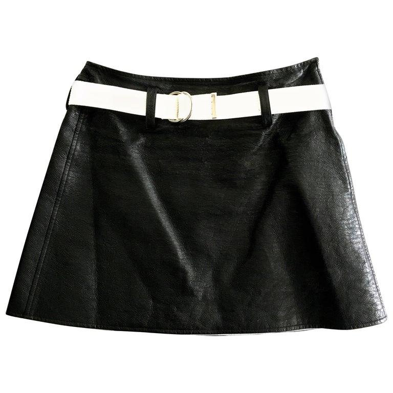 Courreges Skirt - Size Medium