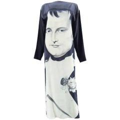 """A Jean-Charles de Castelbajac portrait dress """"Hommages""""- Ko and Co"""