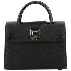 Christian Dior Diorever Handbag Leather Mini