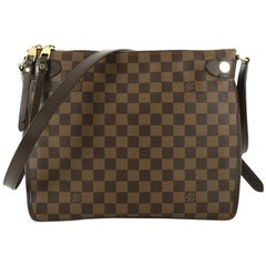 Louis Vuitton Duomo Messenger Bag Damier