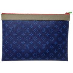 Louis Vuitton Pacific Blue Apollo pochette