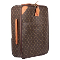 Louis Vuitton Monogram Canvas Pegase Legere 55 Rolling Suitcase