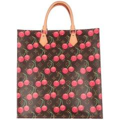 Louis Vuitton Limited Edition Cerises Cherry Sac Plat Gm Bag