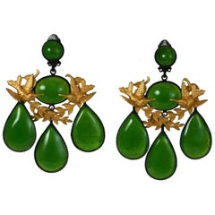 MWLC Girandole Garland Earrings