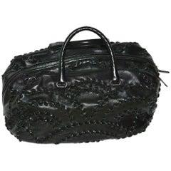 Bottega Veneta Large Woven Handbag