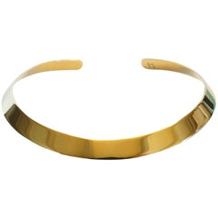 Gio Carlos 18kt Gold Collar Necklace