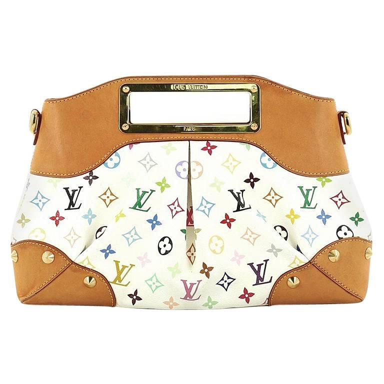 Louis Vuitton Judy Monogram Multicolor GM Handbag
