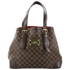 Louis Vuitton Hampstead Damier MM Handbag