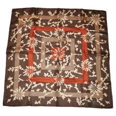 Brown Scarves
