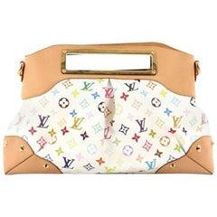 Louis Vuitton Judy Handbag Monogram Multicolor GM