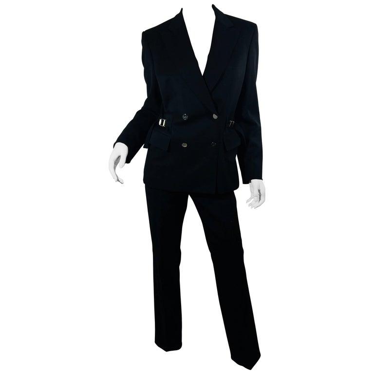 Gucci 2 Piece Pant Suit