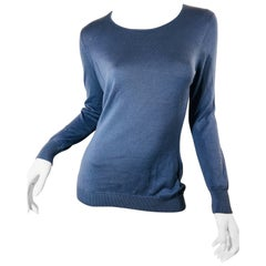 Lela Rose Silk Knit Top