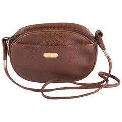 Lanvin leather Nut Shoulder Bag