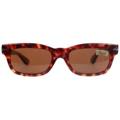 Persol Ratti Vintage Brown Tortoise Meflecto 841 53-19 Sunglasses