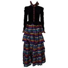 Vintage Gown by Regamus
